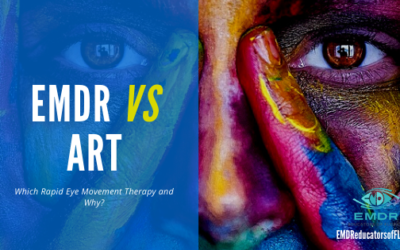EMDR vs ART: Which Rapid Eye Movement Therapy and Why?